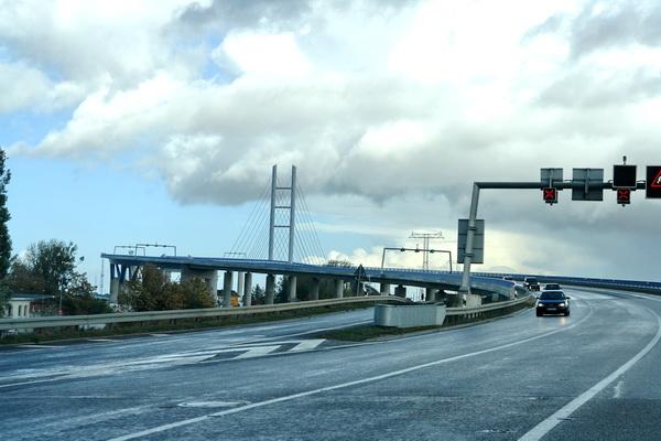 Мост на остров Рюген