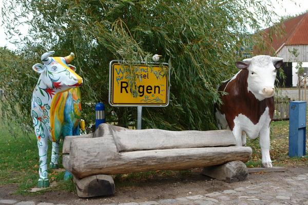 Путгартен, мы Аркона, остров Рюген
