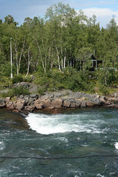 Шведская Лапландия. Заповедник