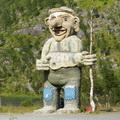 Поездка на Нордкап. День третий: здесь начинается Лапландия! (Эверкаликс - Кируна (Швеция) – Нарвик (Норвегия)