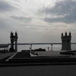Волгоград-Сталинград - ампир под мартовским солнцем