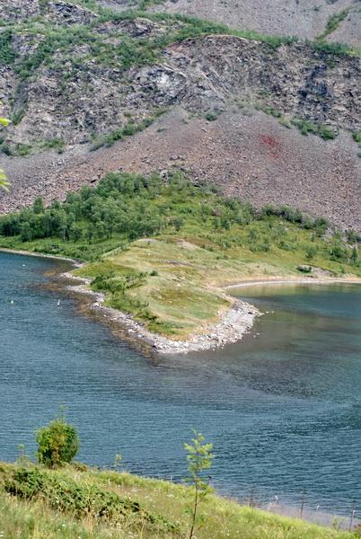 Кафьорд, место гибели немецкого линкора Тирпиц
