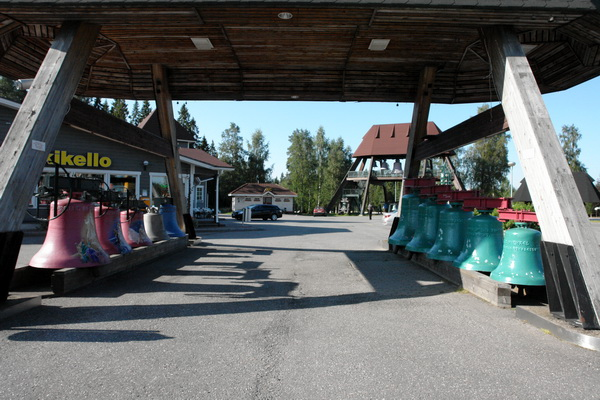 Финляндия, музей колоколов