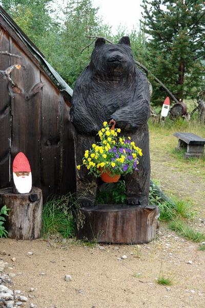 Туристические стоянки в Финляндии