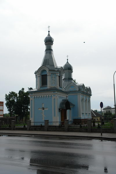 Щучин, церковь св. Михаила Архангела