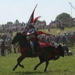 600-летие Грюнвальдской битвы: реконструкция сражения 2010
