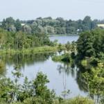 Браславские озера и самый маленький город Беларуси (часть I. По пути.)