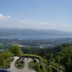 Цюрих: банки, озеро, Утлеберг, лебеди - одним словом, Швейцария