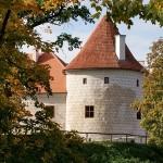 Латвия осенью, часть 2: Кулдига, Рундальский дворец, Бауска