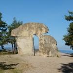 Латвия осенью, часть 1: Лиепая, Вентспилс, мыс Колка