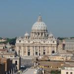 Италия без автомобиля. Рим от Ватикана до Трастевере