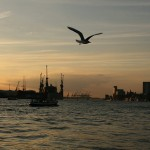 Немного Гамбурга в холодной воде. Часть 1.