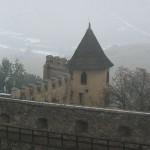 Словакия. Замок в Старой Любовне