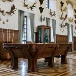 Несвижский замок изнутри. Экспозиция музея