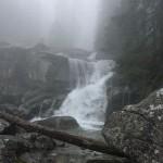 Словацкие татры. Ломница в тумане