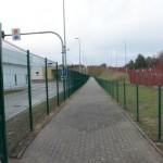 Пешеходный переход в Брузгах-Кузнице между Беларусью и Польшей начнет работать уже в январе 2014 года