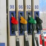 Цены на бензин  и дизельное топливо в Европе в декабре