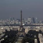 Что можно увидеть в Париже с башни Монпарнас