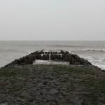 Остров Нордернай в ноябре. Мрак и безысходность в Северном море