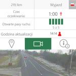Бесплатное приложение для отслеживания очередей с польской стороны на белорусско-польской границе сделали в Польше