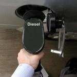 В Беларуси в рублях топливо подорожало, а в евро стало дешевле
