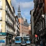 Мадрид. Солнце и март