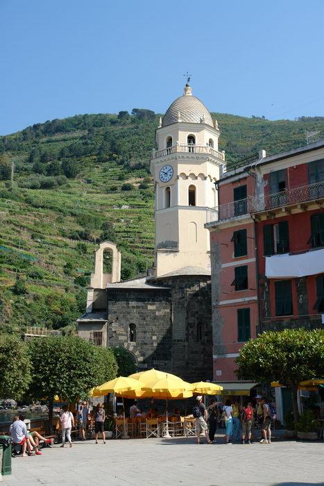 5 земель - Cinque Terre, Вернацца