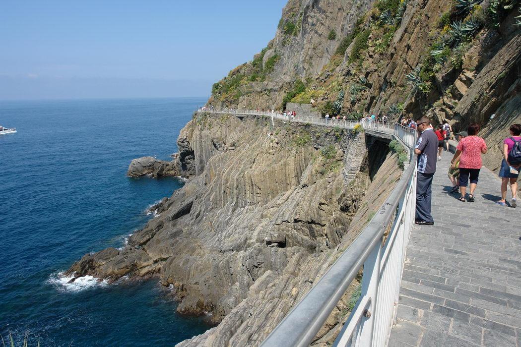 5 земель - Cinque Terre, Via d'Amore