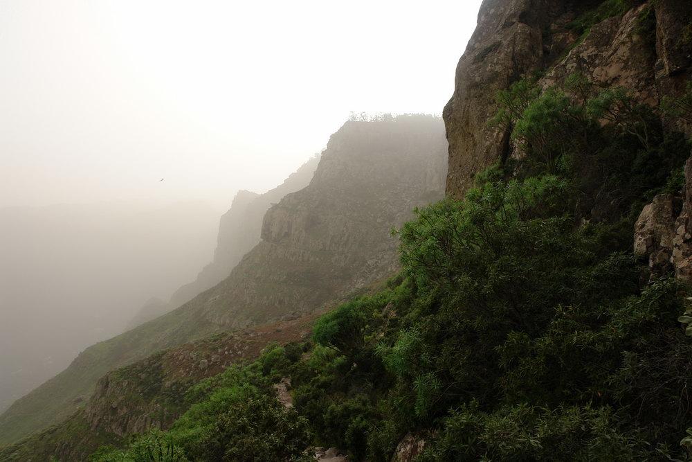 горы, Гран-Канария