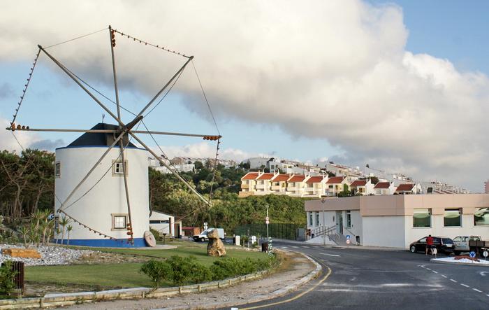 Прибрежная деревня