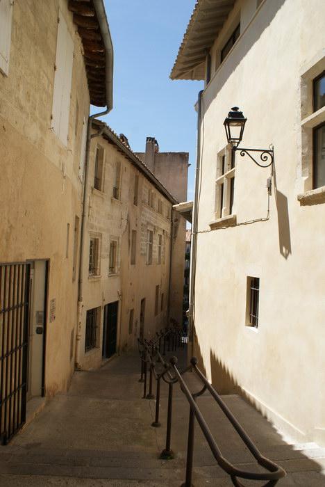 Улицы Авиньона