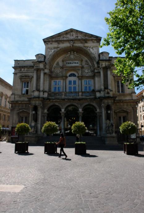 Театр в Авиньоне