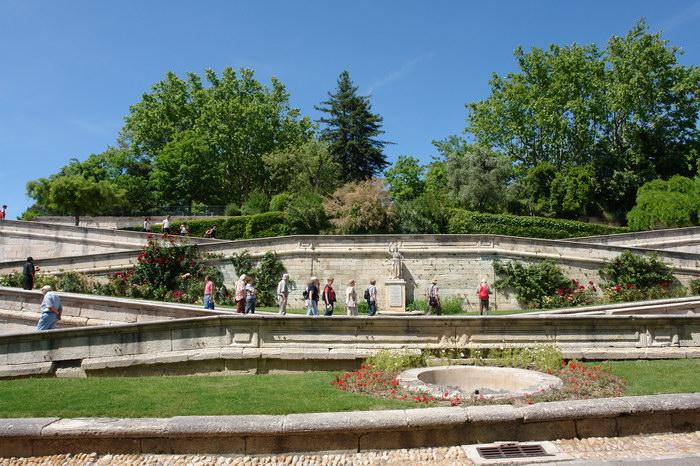 Епископский сад