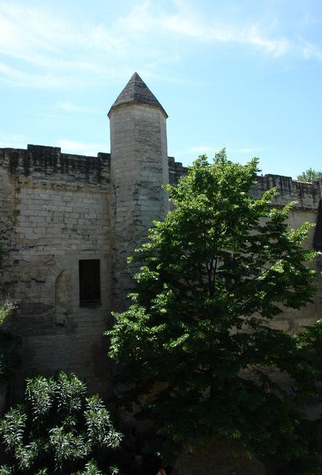 Стены Авиньона