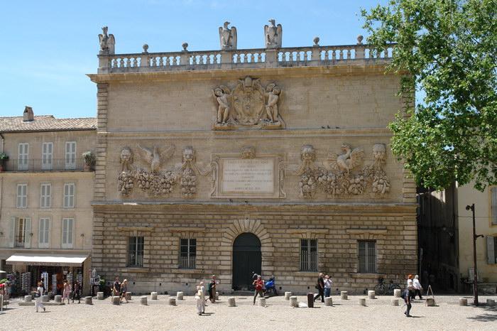 Авиньон палаццо Боргезе