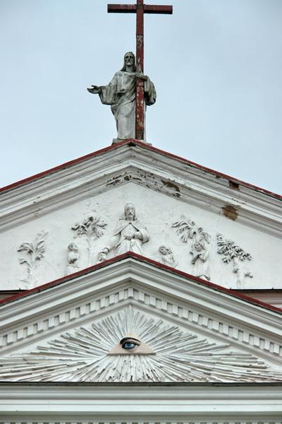 Желудок, Успенский Костел, Щучинский район