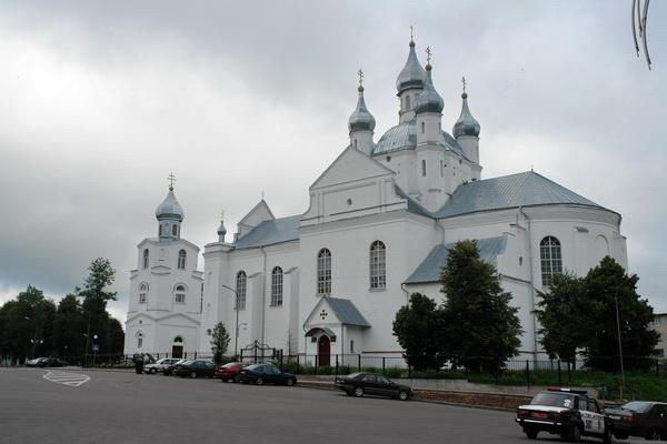Слоним Спасо-Преображенский собор