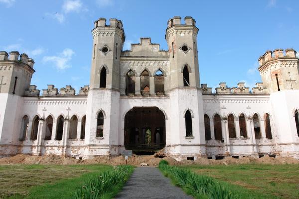 Дворец Пусловских в Косово