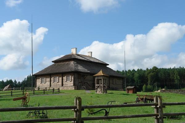 Косово, фольварок Меречевщина, Музей-усадьба Тадеуша Костюшко