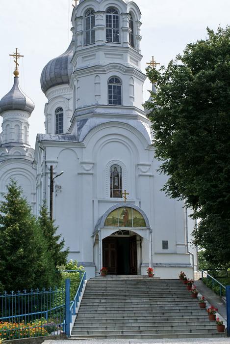 Каменец. Церковь св. Симеона