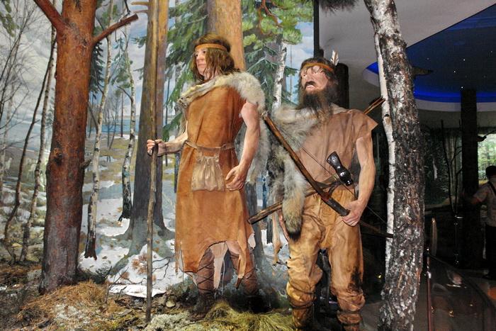 Беловежская пуща, Музей Природы. Охота в Беловежской пуще в доисторические времена