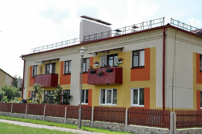 Беловежская пуща, деревня Каменюки