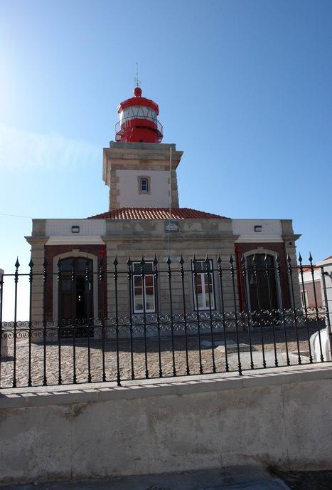 Кабо да Рока, маяк на самой западной точке Европы