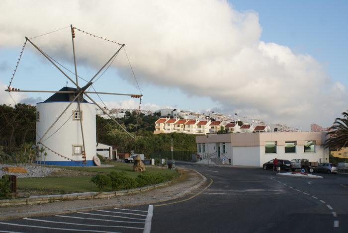 Португалия. Кемпинг в Эрисейре