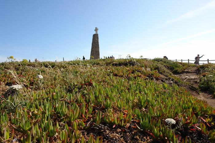 Кабо да Рока, монумент на самой западной точке Европы