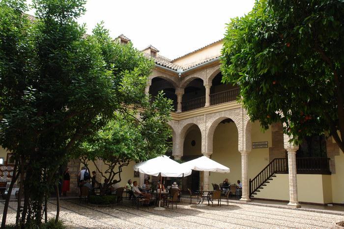 Кордова, Андалусийские Патио