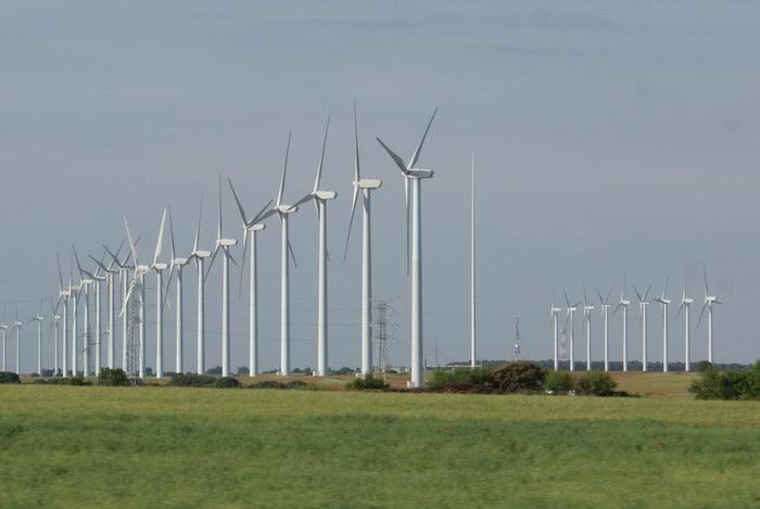 Испания, ветряки