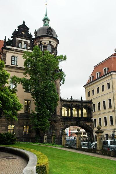 Дрезден, Шлосс, Замок