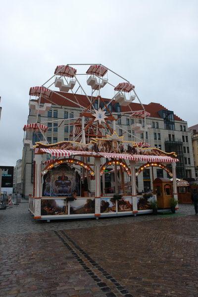 Дрезден, Ярмарка
