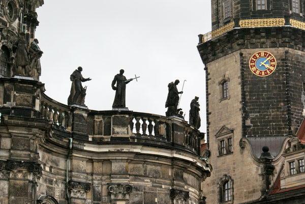 Дрезден, Хофкирхе